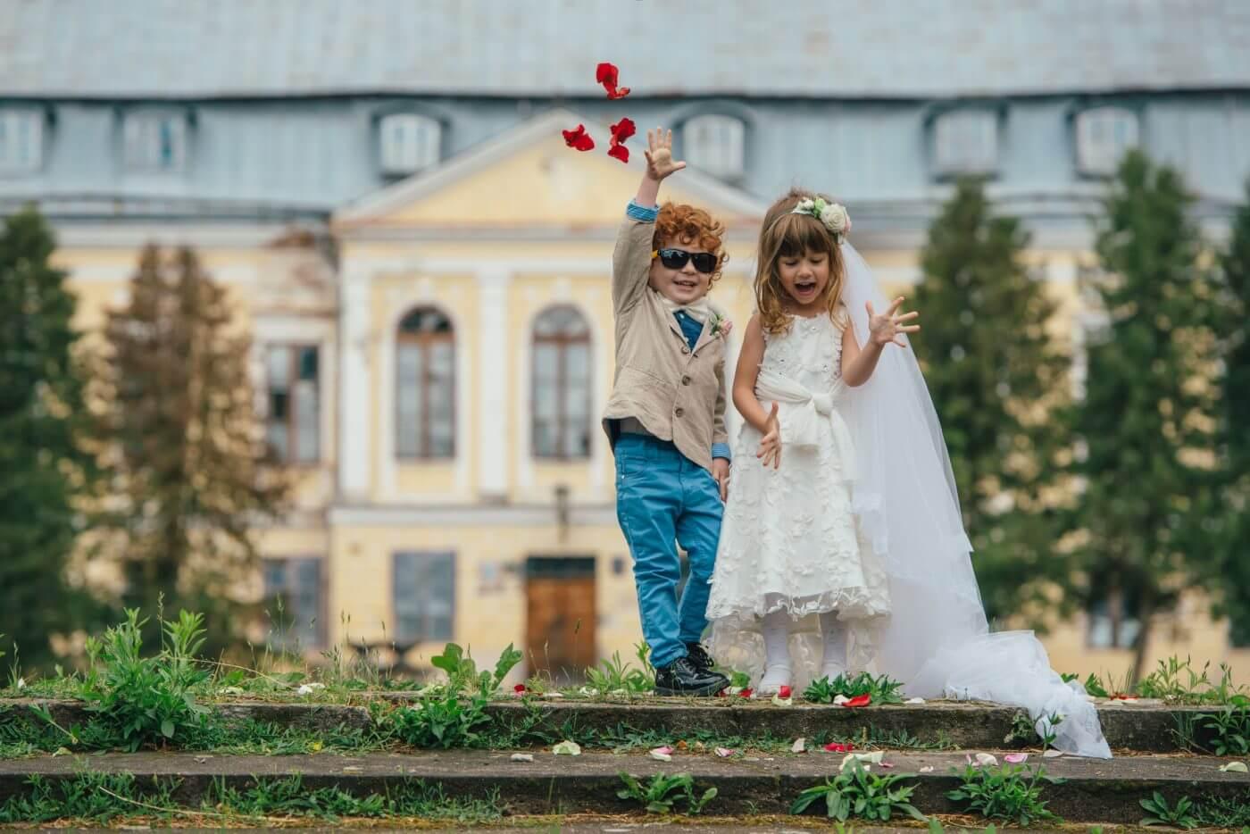 子連れでの結婚式参列