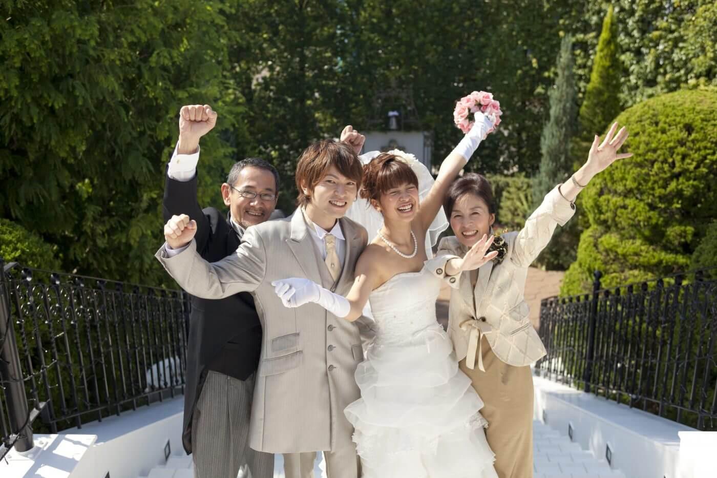 親族の結婚式